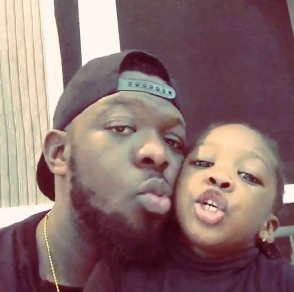 Timaya's daughter, Emmanuella