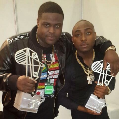 Wale Adeleke and Davido