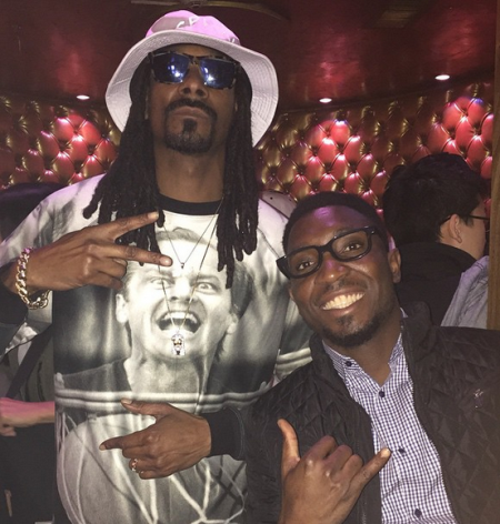 timi Dakolo and snoop dogg