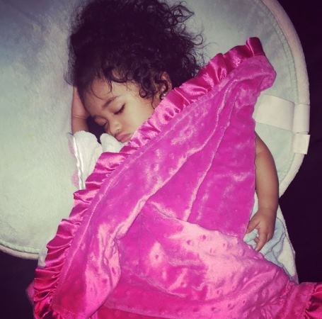 Chris Brown shares photo of the girl he loves
