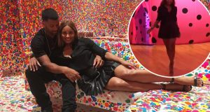 Ciara shuts down rumours of split with Russell Wilson