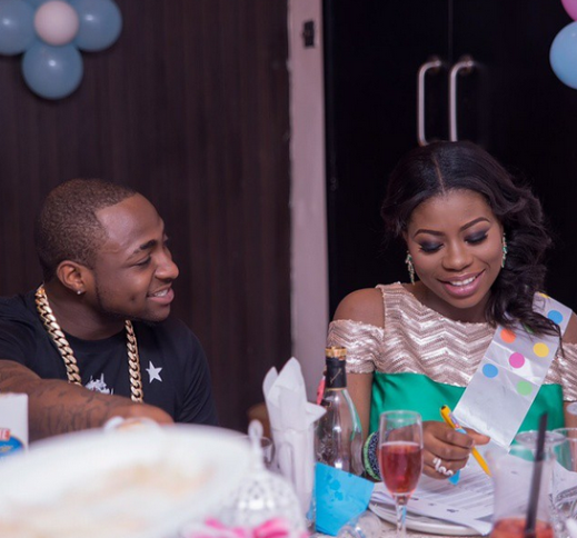 Davido and Sophie
