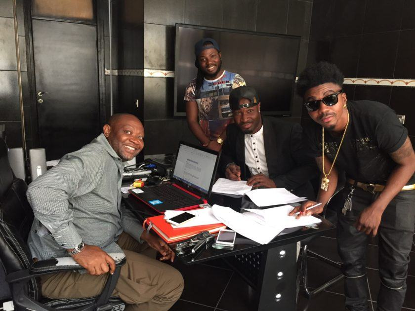 Harrysong renews endorsement contract With MTN