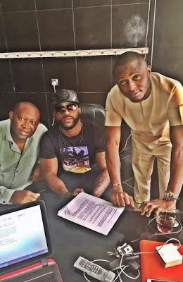 Iyanya renews contract with MTN for another year