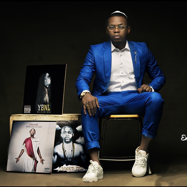Olamide Swagged Up