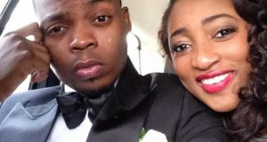 Olamide and girlfriend