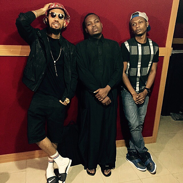 Reminisce - Local Rappers ft Olamide & Phyno [ViDeo]