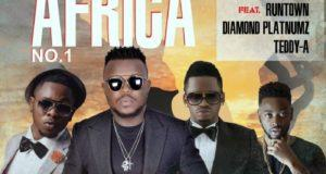 Rundatrax – Africa ft Runtown, Teddy-A & Diamond Platnumz [AuDio]