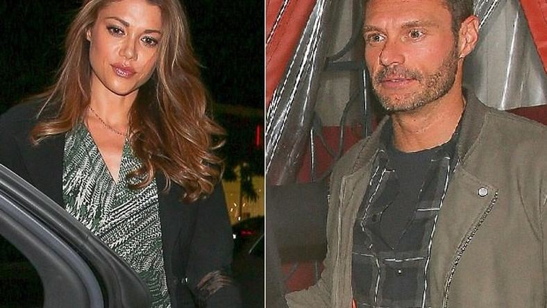Ryan Seacrest Goes On Date With Mystery Lover