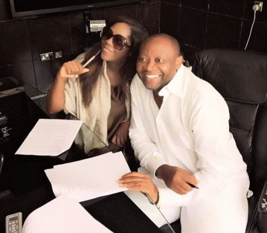 Tiwa Savage also renews her contract with MTN