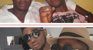 Tunde Ednut shares throwback epic photo of himself and D'banj in 2005
