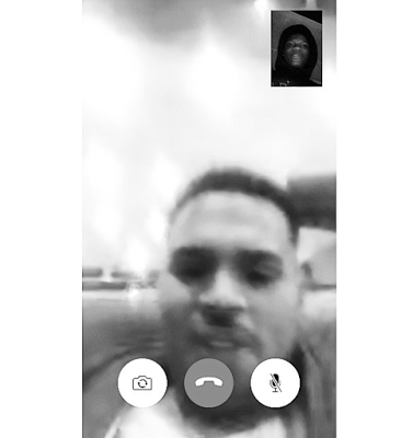Wizkid wishes Chris Brown happy birthday via Face Time