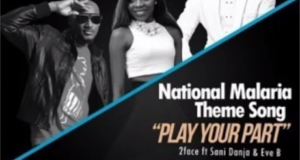 2face Idibia - Play Your Part ft Sani Danja & Eve B [ViDeo]