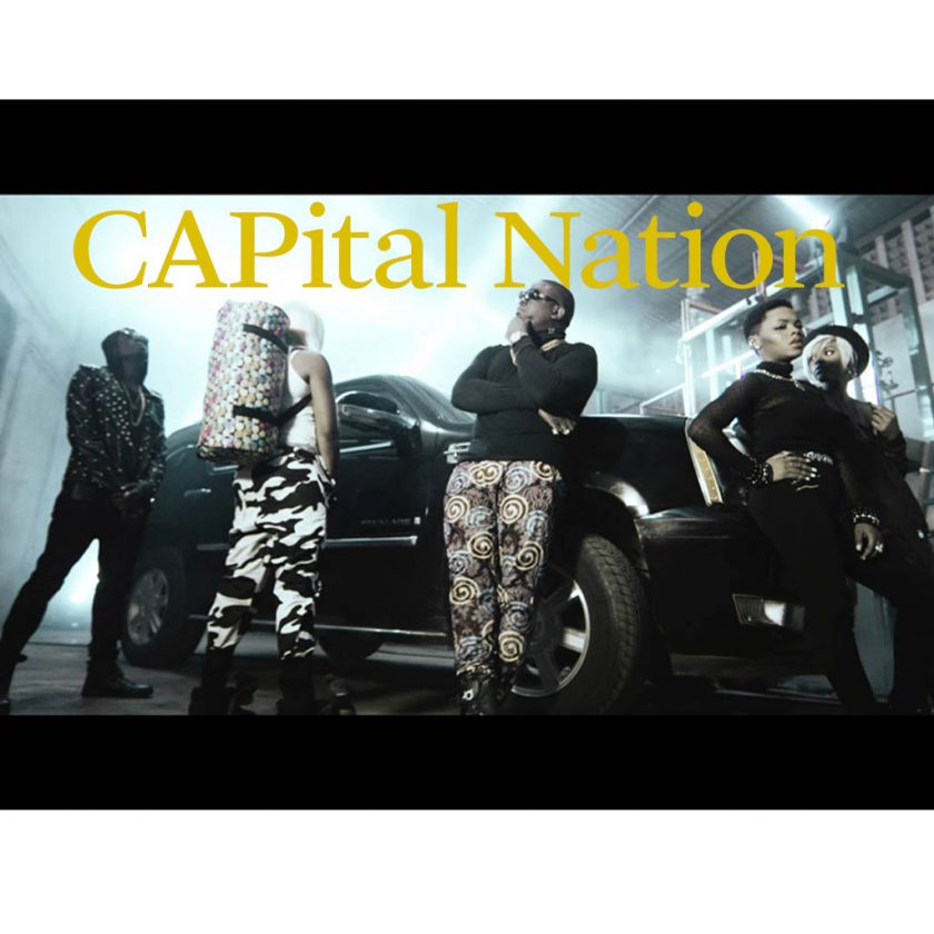 CAPital Nation - Finally (Adekunle) ft IllBliss, Chidinma, Suspekt, Fefe & Mz Kiss