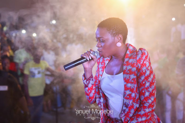 Chidinma - Skuki And Friends Concert