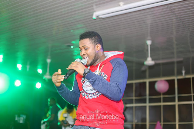 Chinko ekun - Skuki And Friends Concert