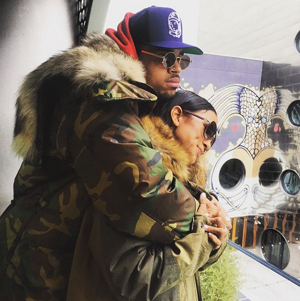 Chris Brown & Karrueche Tran NaijaVibe