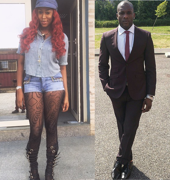 Cynthia Morgan and Wale Gates