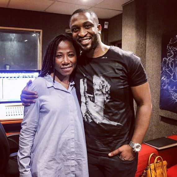 Darey Art Alade and Asa