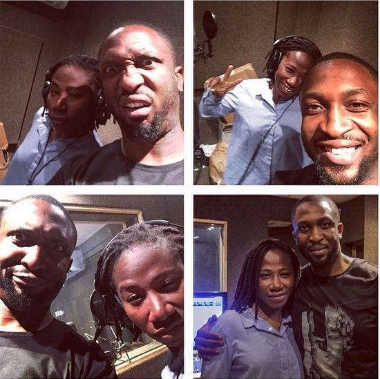 Darey Art Alade set to collabo with Asa