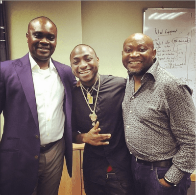 Davido and Paul O