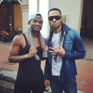 Flavour and Peter