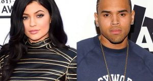 Kylie Jenner and Chris Brown