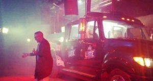 Behind The Scene Photos from M.I 'Bullion Van' video shoot