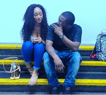 Maima with Ice Prince NaijaVibe