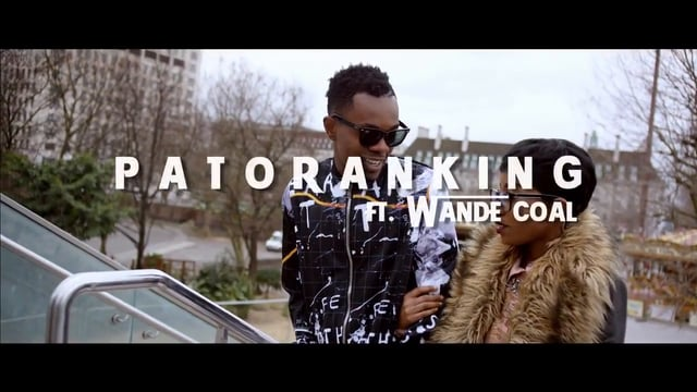 Patoranking - My Woman, My Everything ft Wande Coal [ViDeo]