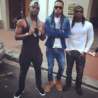 Psquare and Flavour