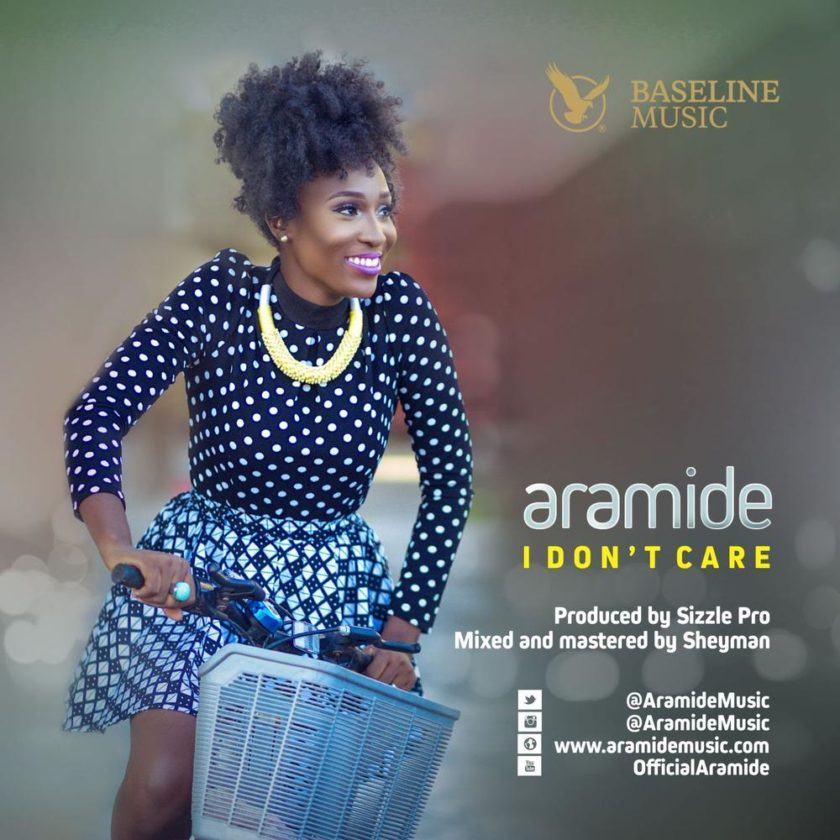Aramide - I Don't Care [AuDio]