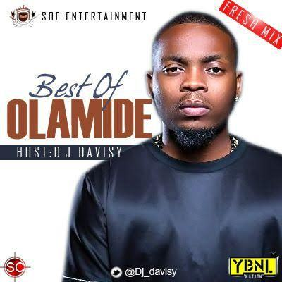 DJ Davisy - Best Of Olamide [MixTape]