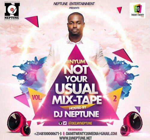 DJ Neptune - Not Your Usual Mix Vol2