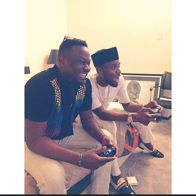 D'banj and Dr Sid