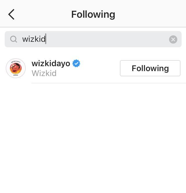 Drake Acknowledges Wizkid's Music & Follows Him On Instagram