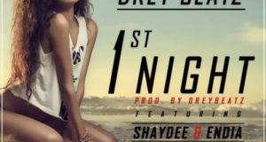 Drey Beatz - 1st Night ft Endia & Shaydee [AuDio]