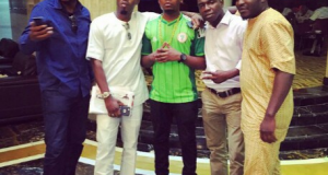 Olamide lands endorsement deal with SUREBET