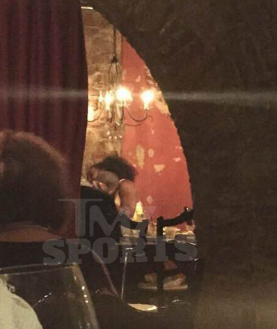 Drake and Serena Williams caught making out in public NaijaVibe