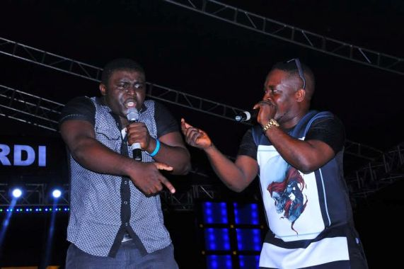 MI and fan performing