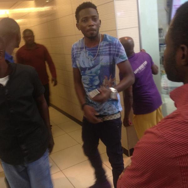 May D assaulted at Ikeja City Mall