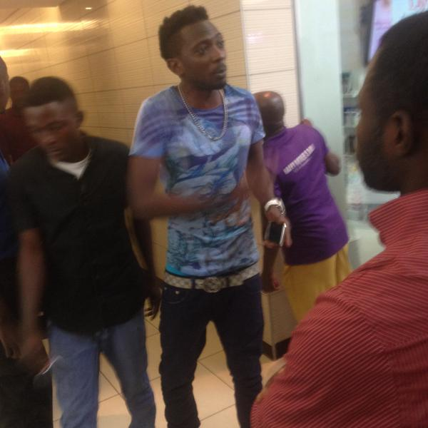May D assaulted for using Hoverboard at Ikeja City Mall