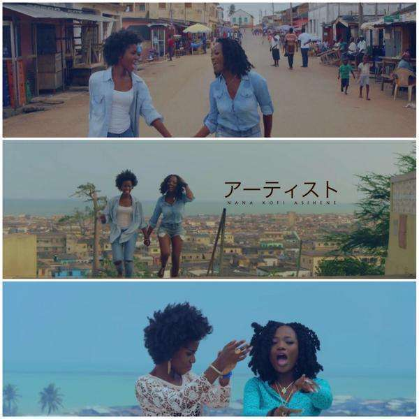 Mzvee - Abofra ft Efya [ViDeo]