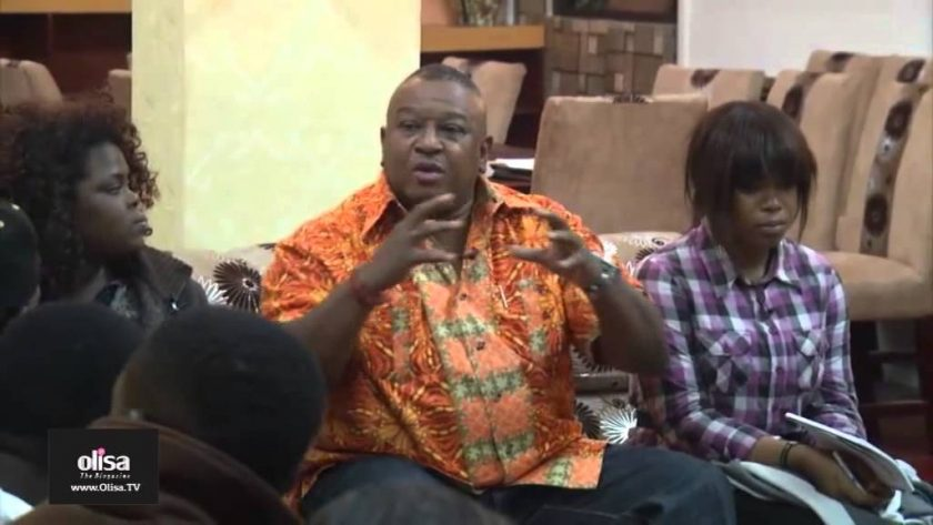 Olisa tells The Truth at MTN Project Fame [ViDeo]