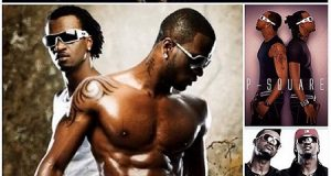 Peter and Paul Okoye of Psquare
