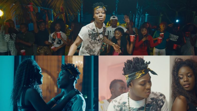 Reekado Banks - Corner [ViDeo]