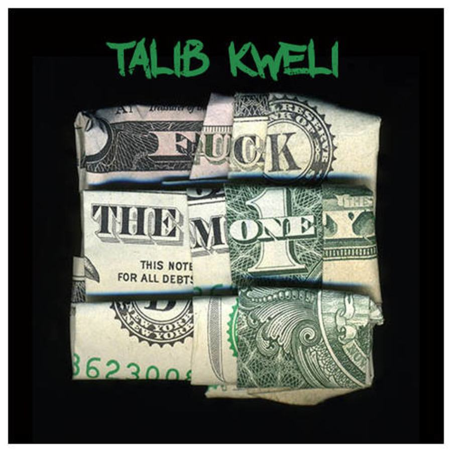 Talib Kweli - Fuck The Money ft Cassper Nyovest [AuDio]