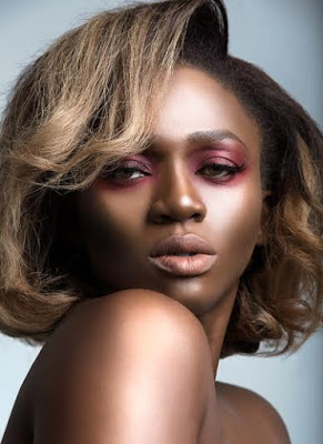 Waje stuns in new promo photos