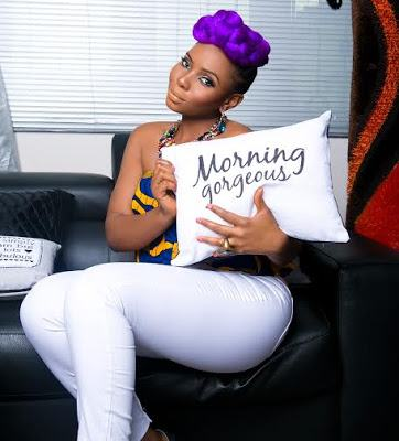 Yemi Alade stuns for Exquisite magazine music meets beauty issue