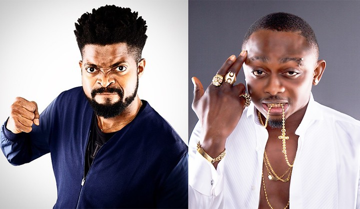 BasketMouth vs Sean Tizzle